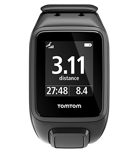 TOM TOM 火花 GPS 健身手表小乐队