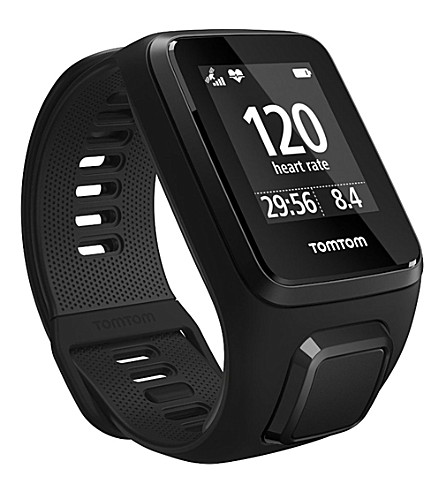 TOM TOM Spark 3 Cardio tracker watch small band