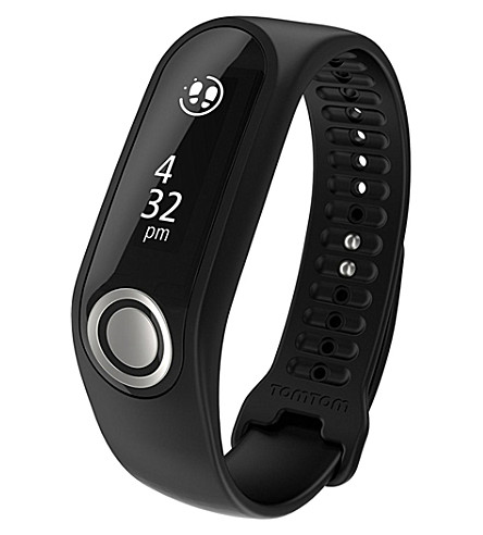 TOM TOM Touch fitness tracker watch small band