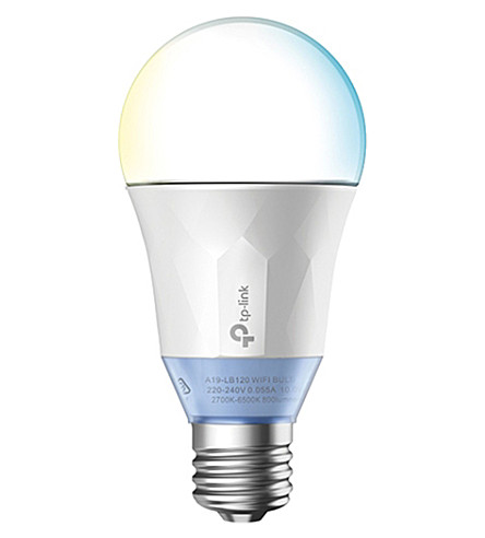 TP LINK Lb120 e27 screw smart wifi white lightbulb