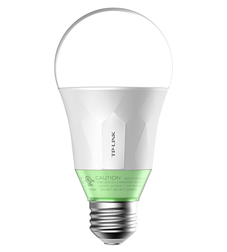 TP LINK Lb110 e27 screw smart wifi white lightbulb