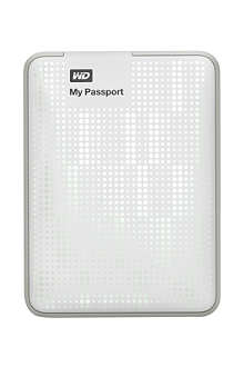 WESTERN DIGITAL My Passport portable hard drive 500GB