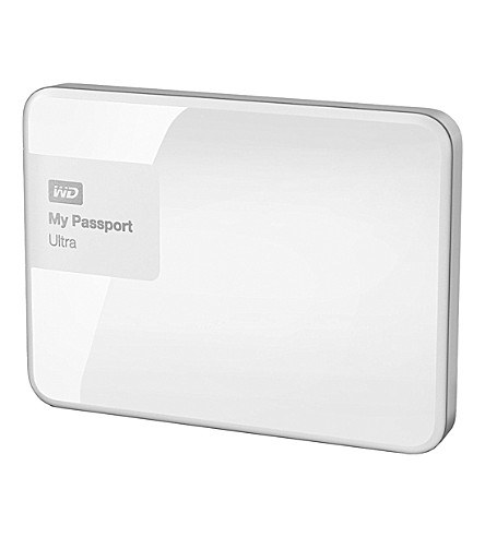 WESTERN DIGITAL My Passport Ultra 1TB hard drive