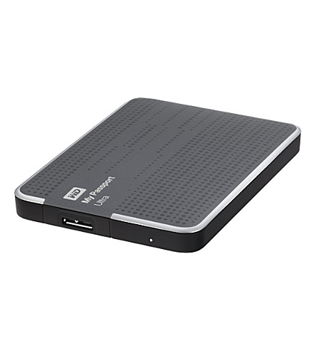 WESTERN DIGITAL My Passport Ultra 500GB hard drive Silver