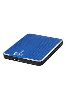 WESTERN DIGITAL My Passport Ultra 1TB hard drive Blue