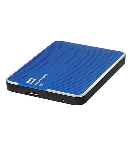 WESTERN DIGITAL My Passport Ultra 1TB hard drive Blue