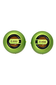 X-MINI MAX capsule stereo speakers