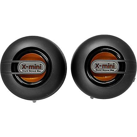 X-MINI MAX capsule stereo speakers