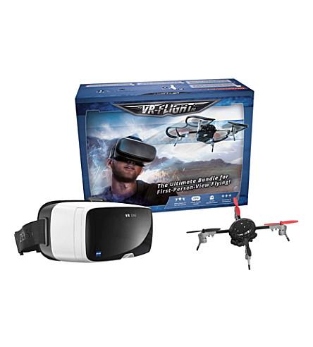 ZEISS 虚拟现实飞行耳机和微型无人机 3.0