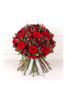 PHILIPPA CRADDOCK Christmas medium bouquet
