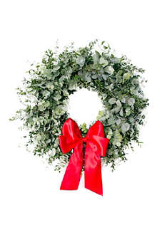 PHILIPPA CRADDOCK Eucalyptus wreath 20