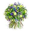 PHILIPPA CRADDOCK Hestercombe large bouquet