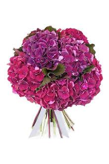 PHILIPPA CRADDOCK Hydrangea bouquet