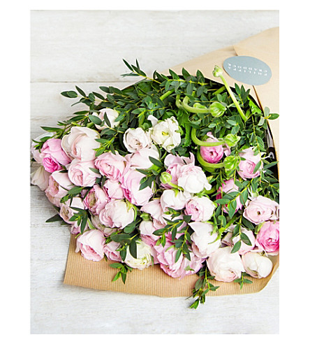 PHILIPPA CRADDOCK Pink Ranunculus Box