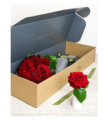 PHILIPPA CRADDOCK十二腐朽的红色玫瑰