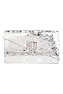 DUNE Beebee metallic clutch