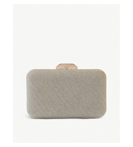 Brafty clutch bag