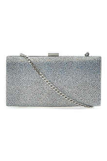 DUNE Bingray printed clutch