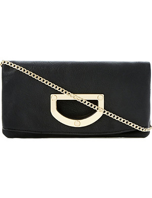 DUNE Elite faux-leather cross-body bag