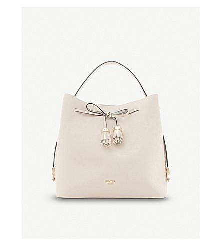 DUNE Dess bow-detail bag (Cream