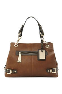 DUNE Daycon leather hobo
