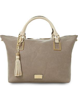 DUNE Deloris double handle tote bag