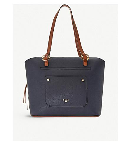 DUNE Daniel shoulder bag (Navy
