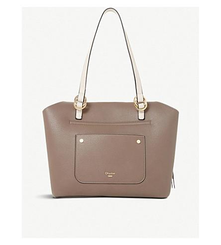 DUNE Daniel shoulder bag (Grey-synthetic