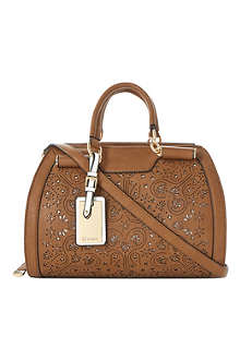 DUNE Dayzer laser-cut shoulder bag
