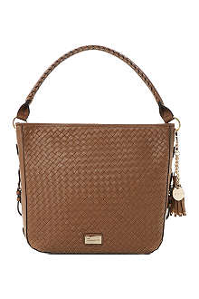 DUNE Doboweave hobo bag