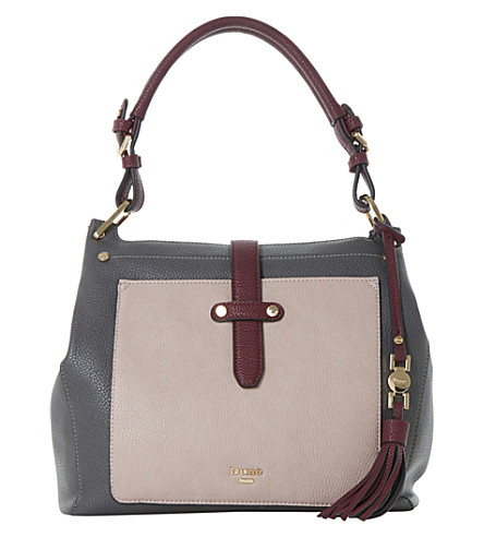 DUNE Dauna handbag (Grey-synthetic