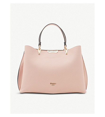 c2e88ce1cb15 ... DUNE Darrow faux-leather tote bag (Blush-synthetic. PreviousNext