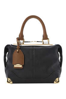 DUNE Deebar faux-leather tote
