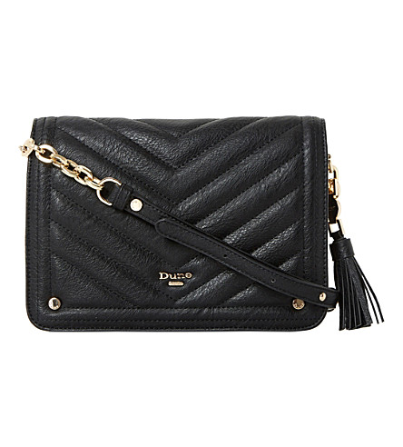 DATHY QUILTED CROSS-BODY BAG