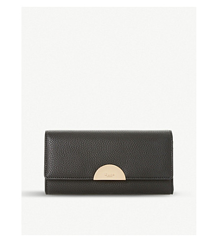 DUNE Kaandelion purse (Black-plain+synthetic
