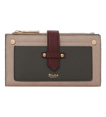 DUNE Kauna strap purse (Mink-synthetic