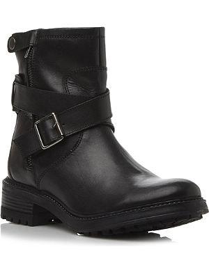 BERTIE Peabody leather boots