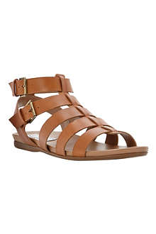 BERTIE Jadie leather Gladiator sandals
