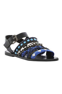 BERTIE Jaipur embellished sandals