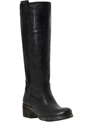 BERTIE Tyro leather knee-high boots