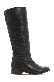 BERTIE Tiffin knee high boots