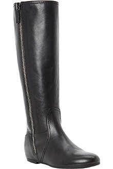 BERTIE Triton leather riding boots
