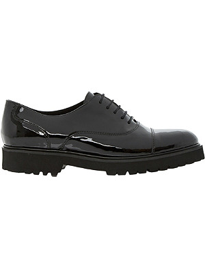 BERTIE Lace-up ankle brogues