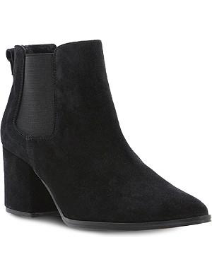 BERTIE Panola suede Chelsea boots