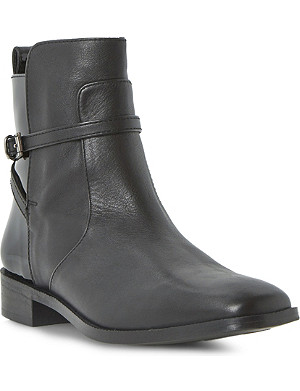 BERTIE Pelli leather boots