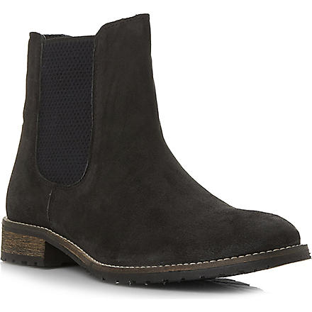 BERTIE Pallas Chelsea boots (Black-leather
