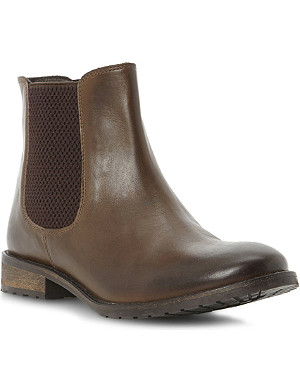BERTIE Pallas cleated sole chelsea boots