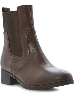 BERTIE Pallaton high Chelsea boot