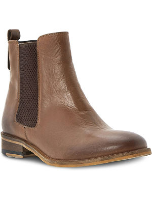 BERTIE Palace leather Chelsea ankle boots