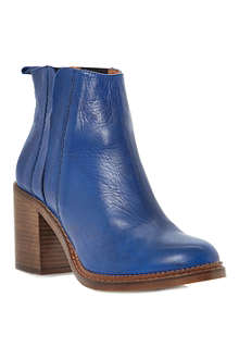 BERTIE Pathena leather ankle boots